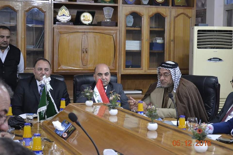 غرفة تجارة النجف تنظم ملتقى التجارة العراقي الايراني